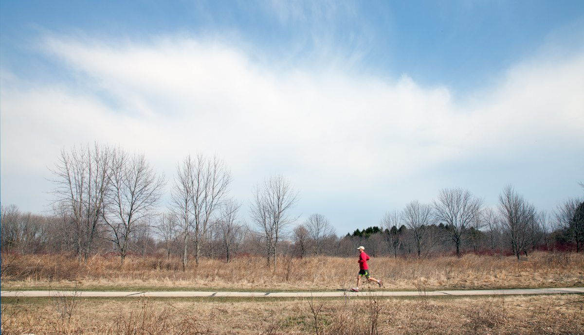8 OF THE BEST RUNNING ROUTES IN MILWAUKEE
