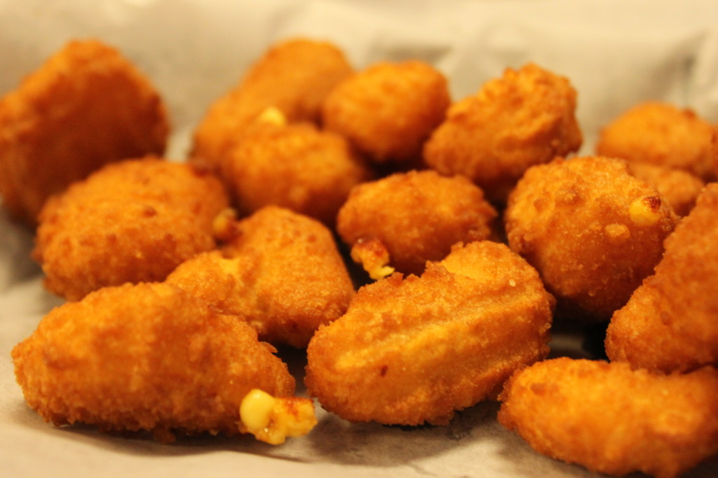 Hunkering down for the storm? Get Wisconsin's comfort food (cheese curds) delivered.