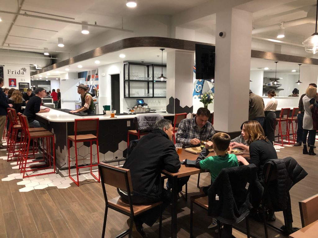 New Vendors for East-Side Food Hall