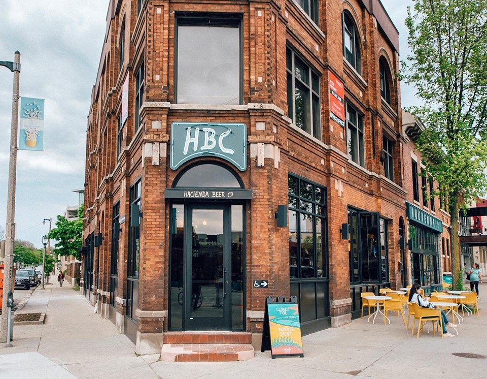 More brew for you: Hacienda Beer's taproom will open Saturday on Milwaukee's east side