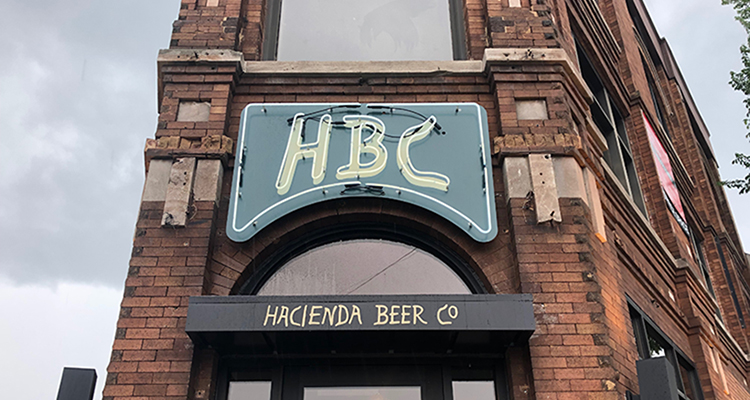 Hacienda Beer Co. is the latest and (arguably) the greatest example of the East Side's resurgence