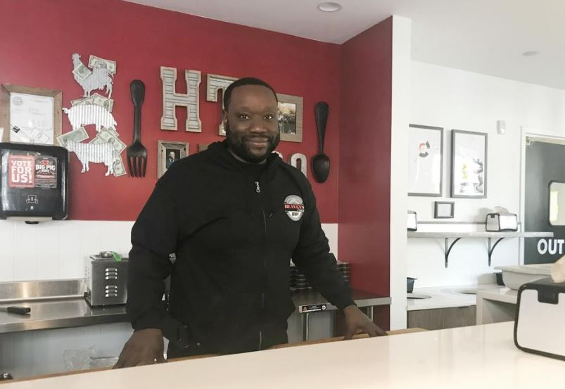 Deep Dish: Jason Alston develops barbecue destination at Heaven's Table