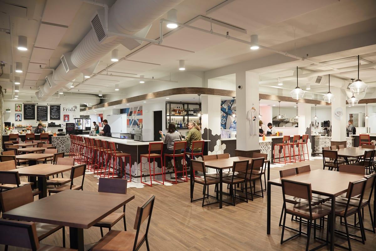 Egg & Flour Pasta Bar Is Opening a Pizzeria