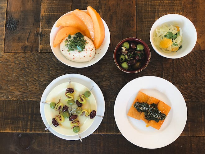 Mina opens July 1 with European small plates at Crossroads Collective on Milwaukee's east side