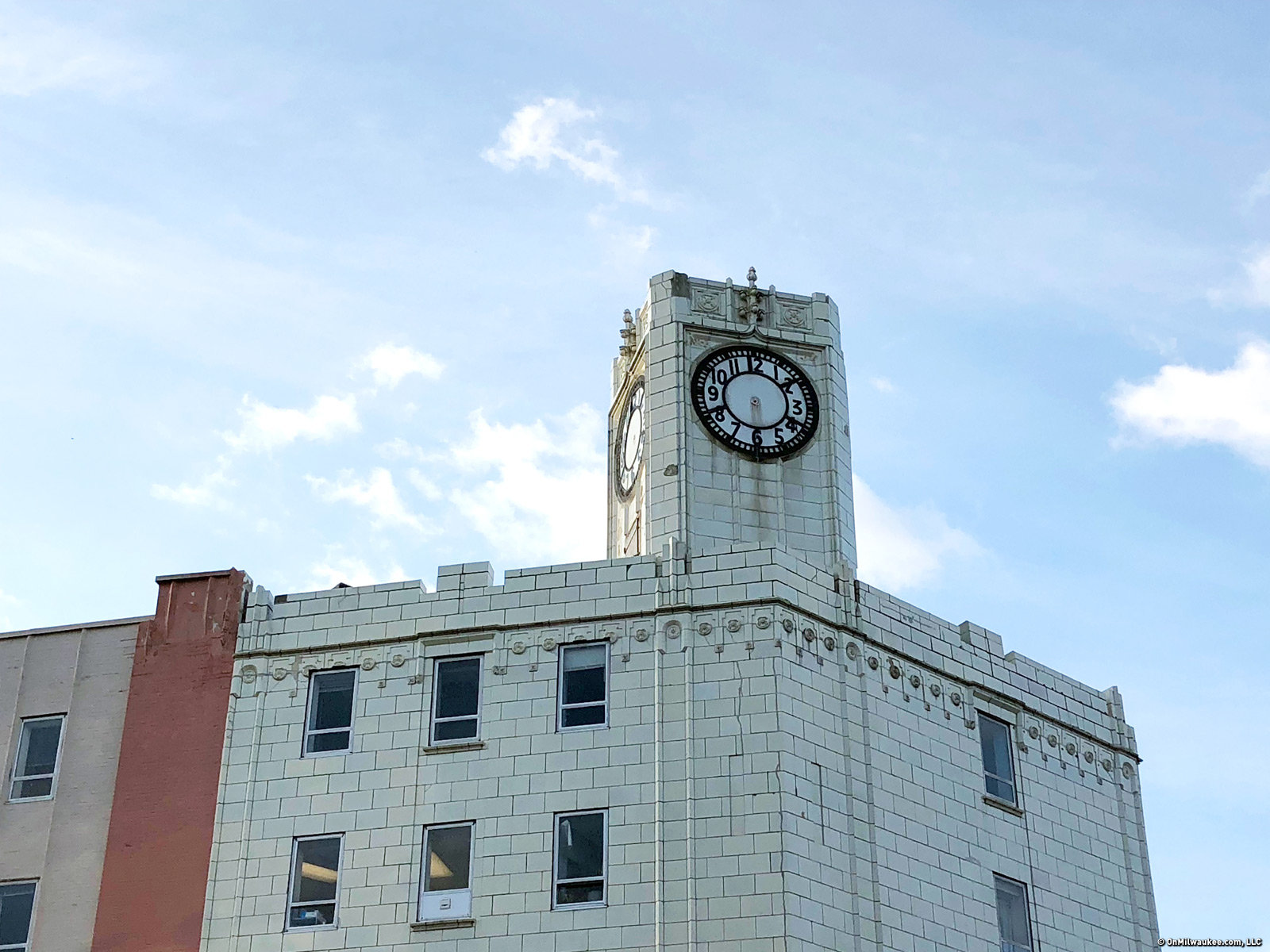 Urban spelunking: The East Side Clock Tower Building