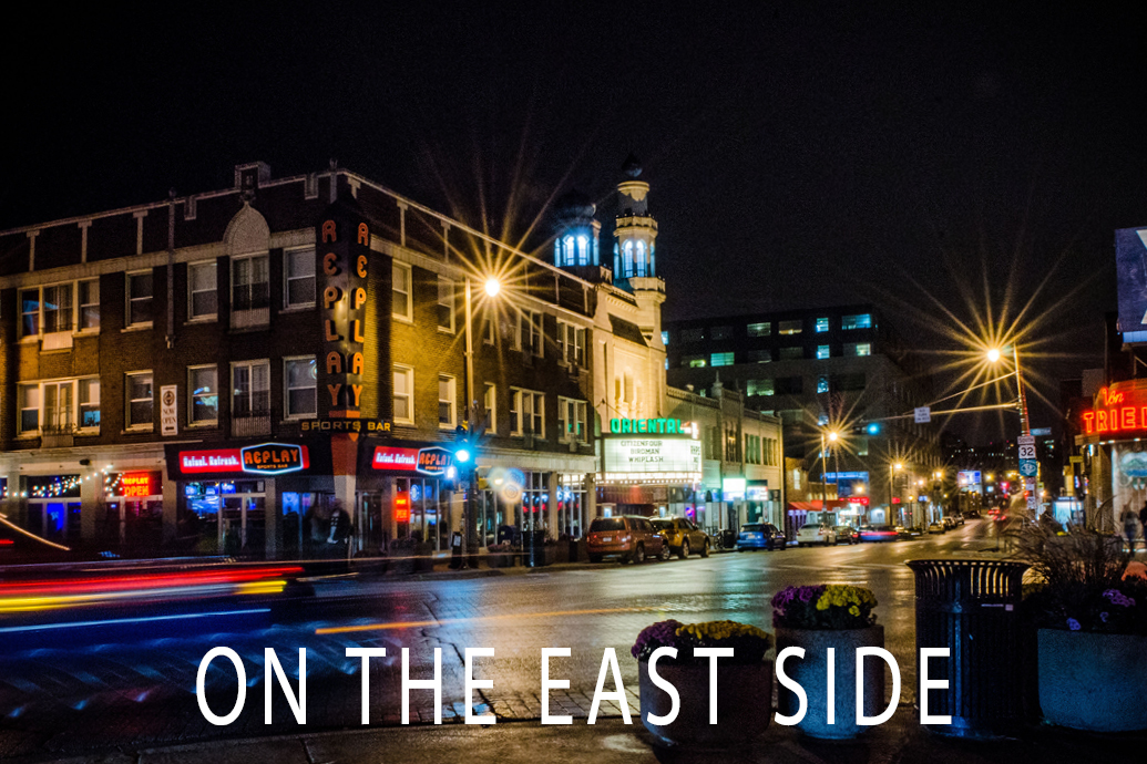 EAST SIDE MUSIC AND ENTERTAINMENT GUIDE