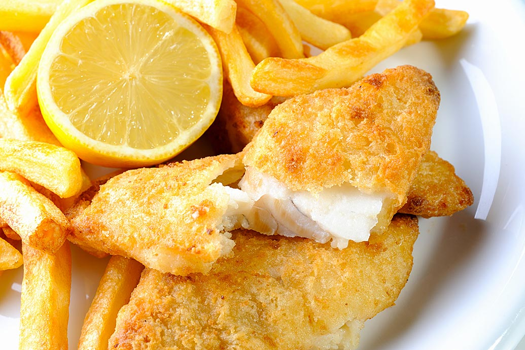 FISH FRY AND VEGETARIAN OPTIONS GUIDE