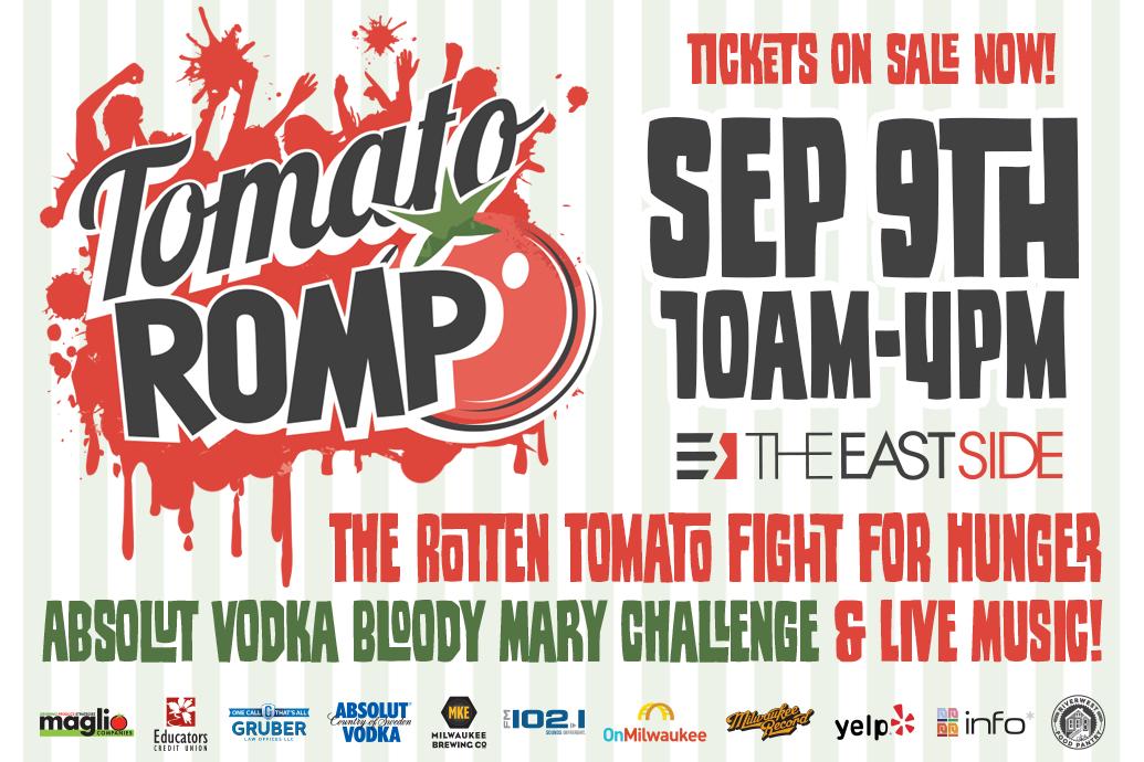 11th Annual Tomato Romp Festival