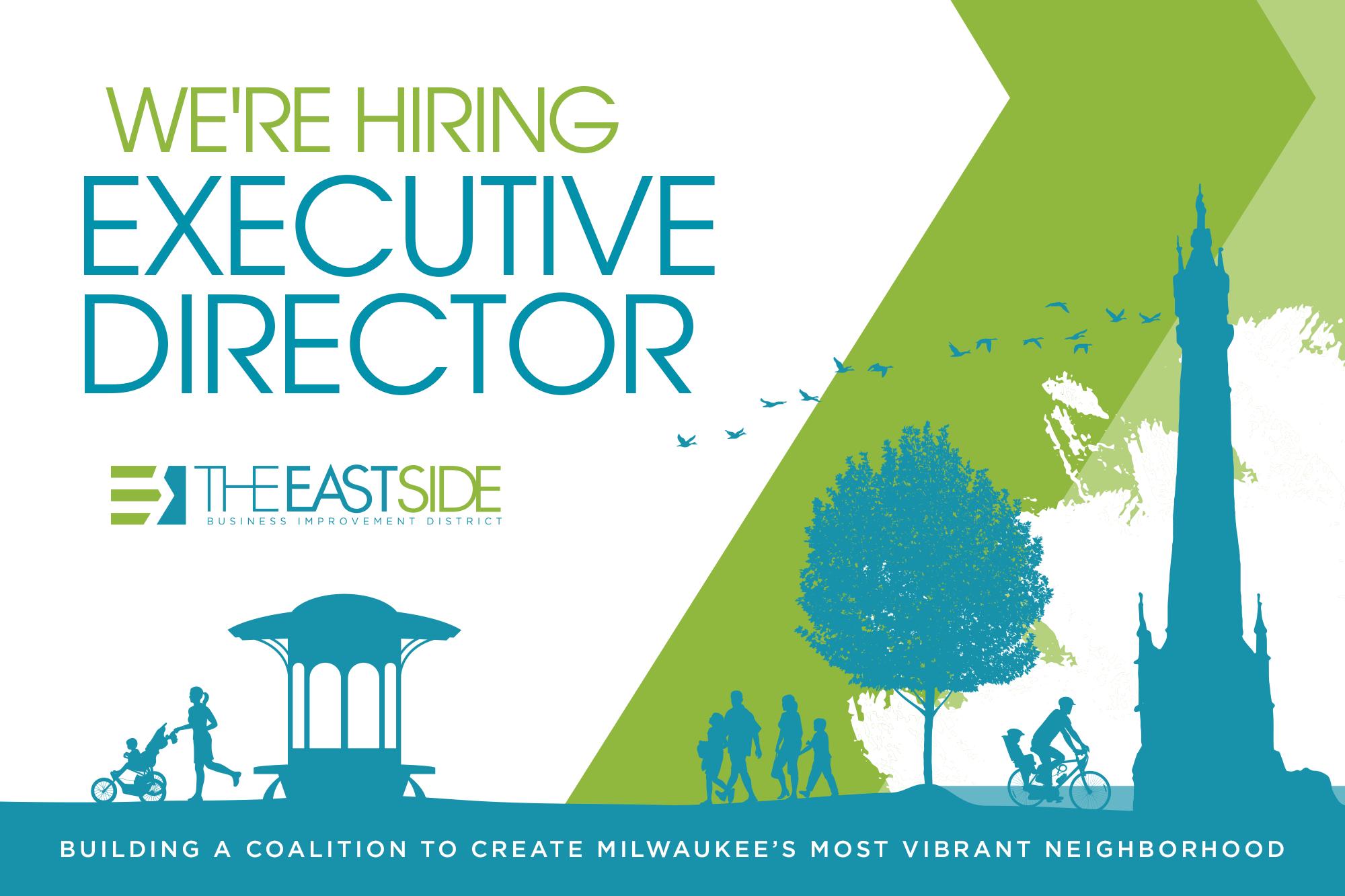 We're Hiring! The East Side BID # 20 Seeks New Executive Director
